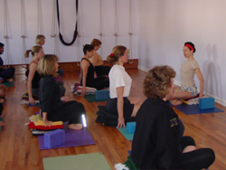 Classes at The Yoga Loft